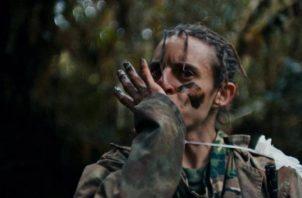 Fotogramas de  la película 'Monos' de Alejandro Landes.