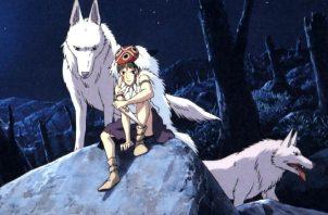 La princesa Mononoke. Película de animación japonesa escrita y dirigida por  Hayao Miyazaki. https://generacionghibli.blogspot.com