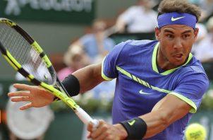 Rafael Nadal. Foto:EFE