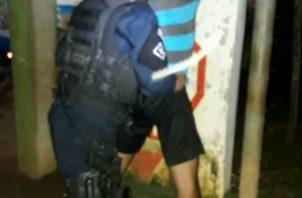 La fiscal de drogas señala que los operativos se han realizado en los distritos de David, Bugaba, Barú, Renacimiento y Tole.Foto/José Vásquez