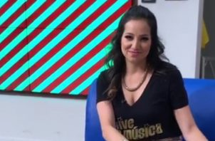Nathalia González. Foto: Instagram