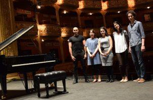 El Concurso Internacional de Piano Nelly y Jaime Ingram arranca desde hoy con ejecuciones que deleitarán al público amante de esta música.