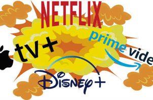 En los pasados diez años, Netflix ha reinado como el líder de televisión en internet.