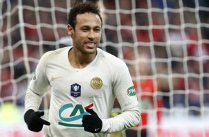 Neymar. Foto:AP