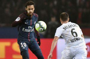 Neymar. Foto:EFE