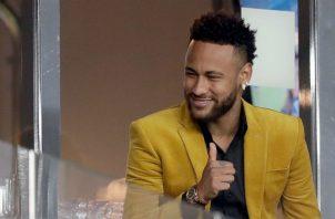 Neymar se perdió la Copa América por lesión Foto EFE