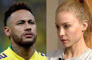 Neymar fue acusado en mayo  pasado.