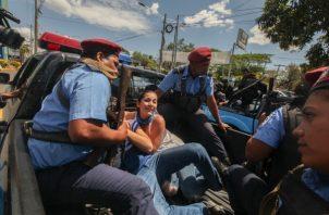 Nicaragua enfrenta una dura crisis política desde abril del año pasado.