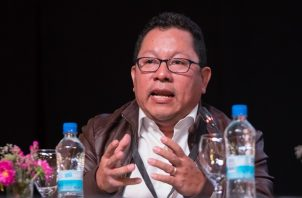 """Domínguez resaltó que """"Ortega y su entorno servil, ha declarado la guerra a los medios independientes de comunicación""""."""