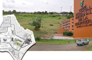 Varias instituciones públicas se beneficiarían con estos terrenos. Foto: Panamá América.