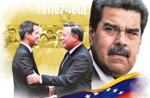 Personeros del chavismo estaría inmerso en la economía de Panamá, denuncia abogada venezolana, Andreina Chacin. Foto/Panamá América