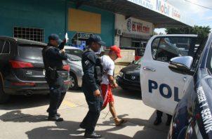 Nieto asesina a su abuela con arma blanca en Pedregal; también atacó a la hermana. Foto ilustrativa Panamá América.