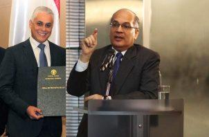 Juan Carlos Varela designó a Jorge González como director de la Autoridad del Canal de Panamá, el pasado 12 de febrero.