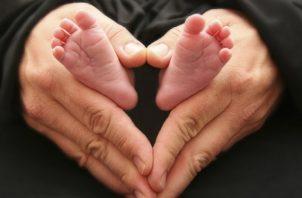 Según datos de la Contraloría, entre 2013 y 2017 se registraron 9,452 defunciones fetales que quedaron sin nombres. Foto ilustrativa