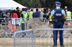 Mientras la población mantiene el luto las autoridades siguen investigando lo ocurrido. FOTO/AP