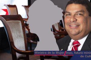 La ministra de la Mujer está pendiente; el titular de Cultura, ya se confirmó. Foto de archivo