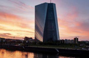 Se espera que el Banco Central europeo, en Frankfurt, Alemania, recorte las tasas aún más hacia territorio negativo en septiembre. (Michael Probst/Associated Press)