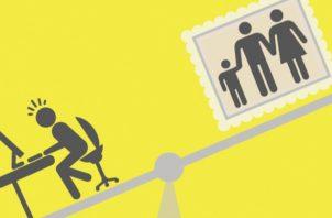 Algunos pasos para que parejas en las que ambos miembros trabajan, logren el equilibrio entre lo laboral y lo familiar.