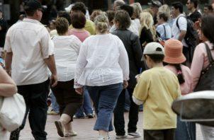 La obesidad es un asunto serio que puede ocasionar problemas de salud graves. El país de Latinoamérica con mayor problema de obesidad es México. Foto: Archivo
