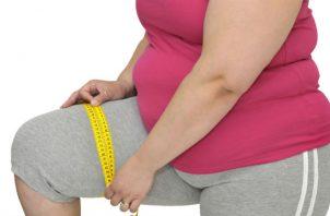 La obesidad en adultos gana terreno