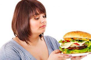 Una de cada 7 mujeres padecen de obesidad en el mundo.  Cortesía