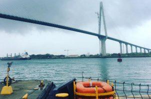 Obispo propone llamar el puente Carlos María Ariz. Foto: Diómedes Sánchez S.