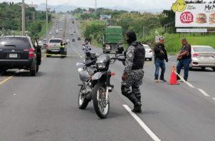 Este fin de semana hubo varios hechos de sangre en el sector de Panamá Oeste. Foto/Eric Montenegro