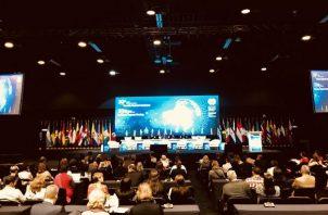 En la actualidad las reuniones regionales de la OIT  se realizan cada cuatro años en las Américas y también en África, Asia y el Pacífico, y Europa y Asia Central. Foto/@OITAmericas