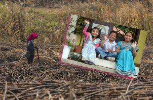 La erradicación de la cultura del trabajo infantil en algunas áreas indígenas ya es una realidad, pero el reto continúa. Foto: Mitradel/Casa Esperanza.