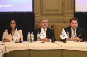 Olga Cantilloes vicepresidenta ejecutiva y gerente general de la Bolsa de Valores de Panamá (BVP).