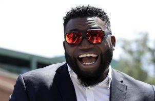 Ortiz ha recibido el apoyo de todo el mundo del béisbol.