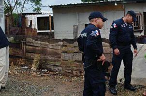 Detenciones y decomiso de drogas. Foto/Cortesía