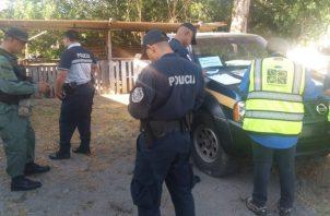 Las autoridades llevan a cabo varios operativos policiales durante las fiestas de Carnaval. Foto/José Vásquez