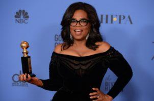 Oprah Winfrey.  EFE/Archivo
