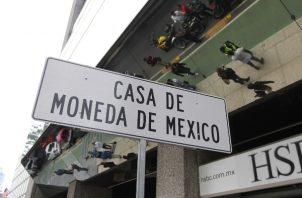 El centenario es una moneda que se acuñó por primera vez en 1921 como moneda corriente para conmemorar el primer Centenario de la Independencia Mexicana. FOTO/EFE