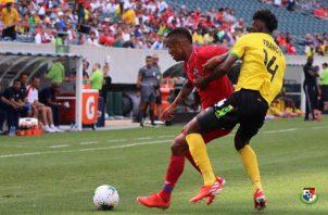 Panamá queda fuera de la Copa Oro. Foto: @Fepafut