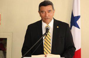 Óscar Ramírez,  reemplazó Carlos Duboy en  Tocumen S.A. Foto de cortesía