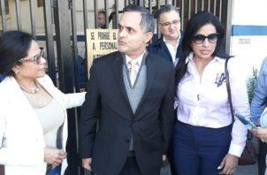 Ordenan liberación de Ramsés Owens; cumplirá medida cautelar de país por cárcel. Foto: Víctor Arosemena.