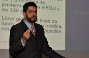 Pablo Moreno Franco. Foto: Cortesía