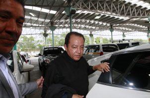 El padre David Cosca fue acusado por posible obstrucción de la justicia en grado de encubrimiento. Foto: José Luis Barría.