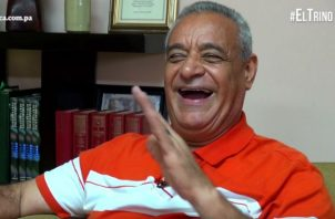Padre Domingo Escobar, fundador de la Casa Hogar Buen Samaritano. Foto/JC Lamboglia