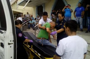 Varios ya confrontan problemas de salud. Foto: José Vásquez.