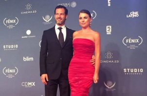 Emiliano Salinas Ocelli y Ludwika Paleta. Foto: Instagram