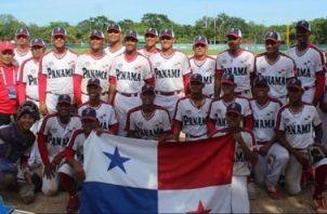 Equipo de Panamá. Foto:Fedebeis