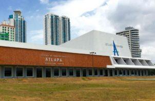 Las instalaciones de Atlapa han sido acondicionadas en los últimos años.