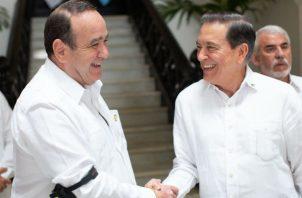 Panamá y Guatemala son parte del Sistema de la Integración Centroamericana (SICA).