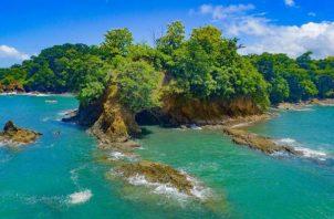 Los mares de Panamá ofrecen increíbles oportunidades para la pesca de clase mundial, snorkel y buceo. Fotos: ATP.
