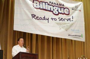 El programa fue impulsado y desarrollado por el gobierno de Juan Carlos Varela, con tropiezos. Foto de Archivo