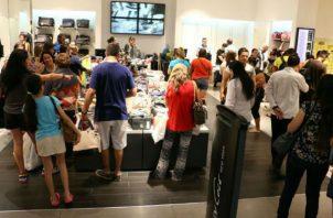 Panamá Black Weekend representa una herramienta más para atraer visitantes al país. Foto/Archivo