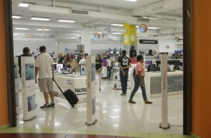 En el Panamá Black Weekend aumentó el tráfico en todos los centros comerciales que participaron en comparación con el 2018. Foto/Víctor Arosemena
